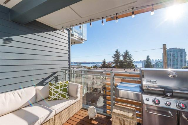 221 E 3RD Street #303, North Vancouver, BC V7L 1E3 (#R2227323) :: Vallee Real Estate Group