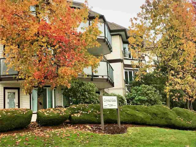 7139 18TH Avenue #317, Burnaby, BC V3N 4Z3 (#R2227357) :: Vallee Real Estate Group