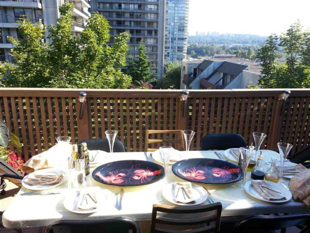 1945 Woodway Place #409, Burnaby, BC V5B 4S4 (#R2227377) :: Vallee Real Estate Group