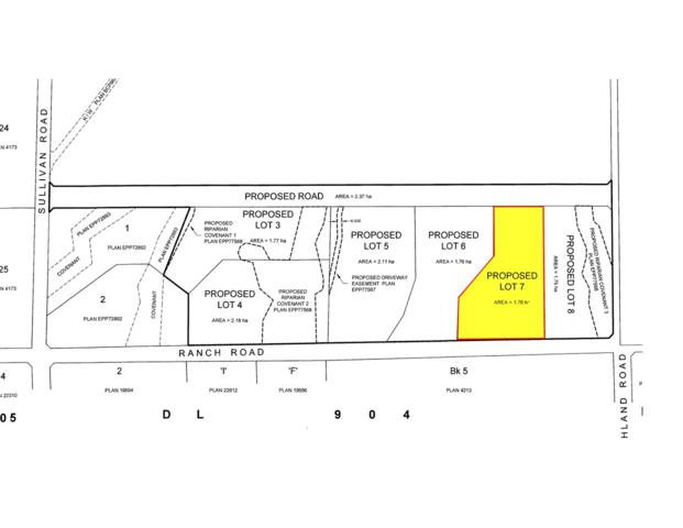 LOT 7 Harman Road, Roberts Creek, BC V0N 2W5 (#R2227380) :: Linsey Hulls Real Estate