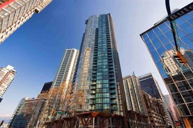 1189 Melville Street #1105, Vancouver, BC V6E 4T8 (#R2227410) :: Vallee Real Estate Group