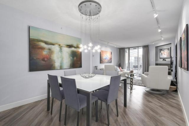 1575 W 10TH Avenue #304, Vancouver, BC V6J 5L1 (#R2227434) :: Vallee Real Estate Group