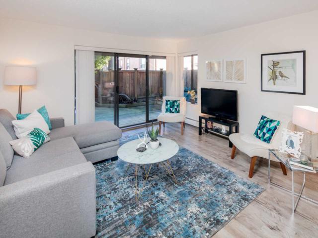 1450 Laburnum Street #110, Vancouver, BC V6J 3W3 (#R2227435) :: Vallee Real Estate Group