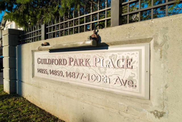 14877 100 Avenue #206, Surrey, BC V3R 3H1 (#R2227453) :: Vallee Real Estate Group