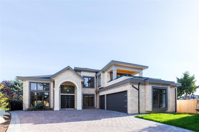 4760 Larkspur Avenue, Richmond, BC V7C 2J3 (#R2227486) :: Vallee Real Estate Group
