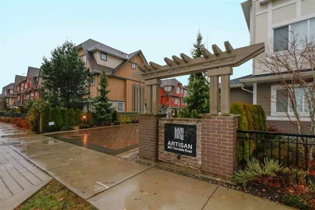 9811 Ferndale Road #24, Richmond, BC V6Y 1X4 (#R2227487) :: Vallee Real Estate Group