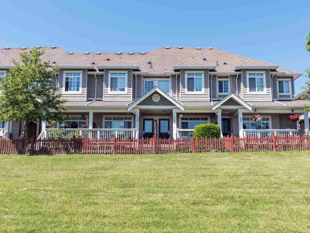 6852 193 Street #12, Surrey, BC V4N 0C8 (#R2227493) :: Vallee Real Estate Group