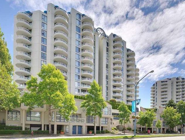 6080 Minoru Boulevard #406, Richmond, BC V6Y 4A7 (#R2227497) :: Vallee Real Estate Group