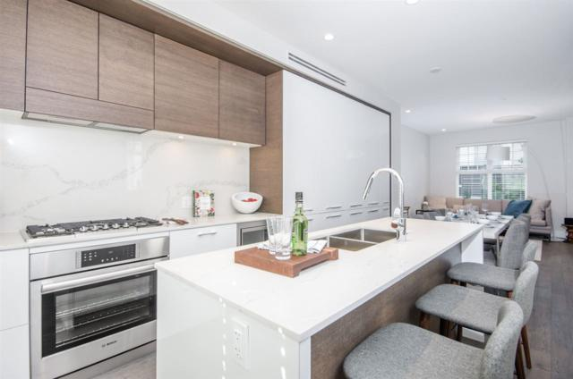 274 W 62ND Avenue #1, Vancouver, BC V0V 0V0 (#R2227538) :: Vallee Real Estate Group