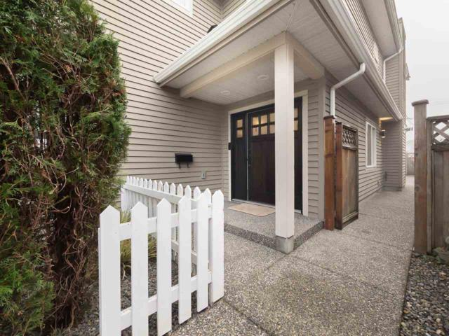 245 W 19 Street, North Vancouver, BC V7M 1X6 (#R2227541) :: Vallee Real Estate Group
