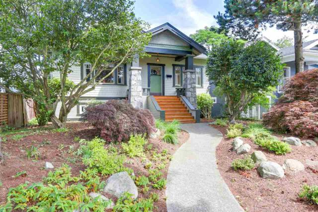 2765 W 8TH Avenue, Vancouver, BC V6K 2B7 (#R2227616) :: Re/Max Select Realty