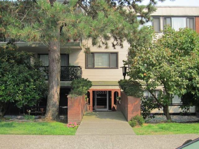 2033 W 7TH Avenue #300, Vancouver, BC V6J 1T3 (#R2227644) :: Re/Max Select Realty