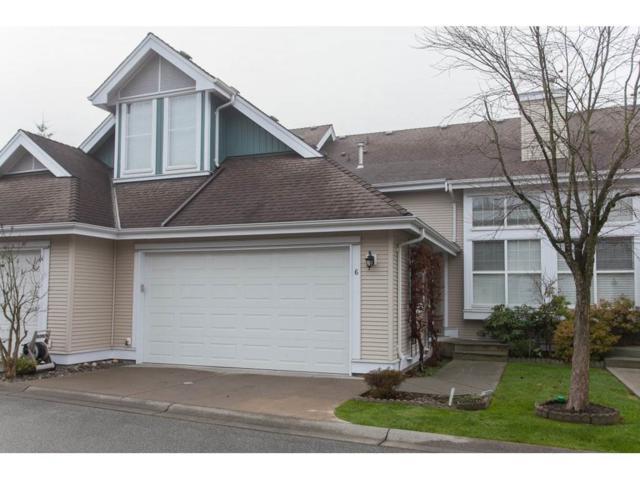 16995 64TH Avenue #6, Surrey, BC V3S 0V9 (#R2227739) :: Titan Real Estate - Re/Max Little Oak Realty