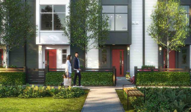 17555 57A Avenue #7, Surrey, BC V3S 4T7 (#R2227923) :: Titan Real Estate - Re/Max Little Oak Realty