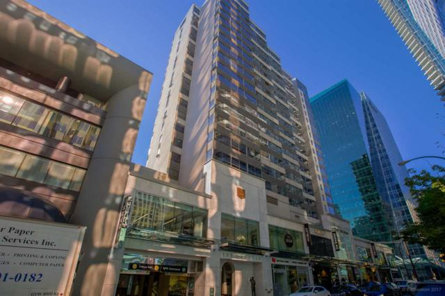 1060 Alberni Street #601, Vancouver, BC V6E 1A3 (#R2228104) :: Re/Max Select Realty