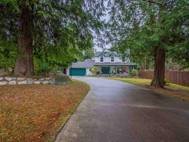 8130 Cedarwood Road, Halfmoon Bay, BC V0N 1Y0 (#R2228689) :: Linsey Hulls Real Estate