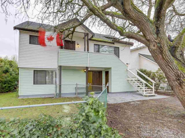 340 Lancaster Crescent, Richmond, BC V7B 1C5 (#R2230830) :: Re/Max Select Realty