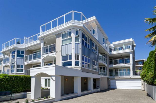 15367 Buena Vista Avenue #206, White Rock, BC V4B 1Y7 (#R2232204) :: Vancouver House Finders