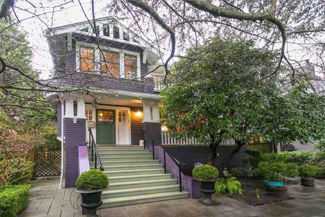 1956 W 15TH Avenue, Vancouver, BC V6J 2L3 (#R2233918) :: Linsey Hulls Real Estate