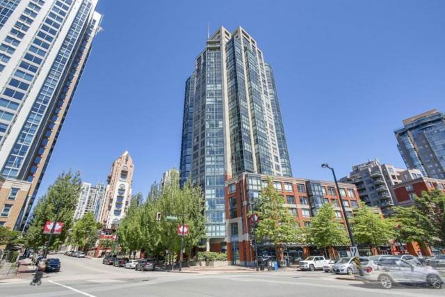 289 Drake Street #1805, Vancouver, BC V6B 5Z5 (#R2233922) :: Linsey Hulls Real Estate