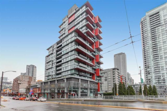 1325 Rolston Street #507, Vancouver, BC V6B 0M2 (#R2235354) :: West One Real Estate Team