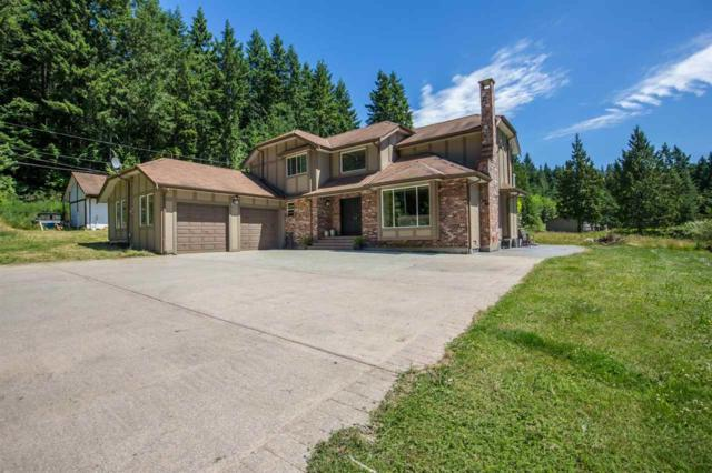 1682 Gibb Road, Roberts Creek, BC V0N 2W1 (#R2235844) :: Linsey Hulls Real Estate