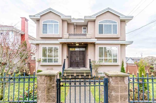 402 E 56TH Avenue, Vancouver, BC V5X 1R4 (#R2236814) :: Re/Max Select Realty