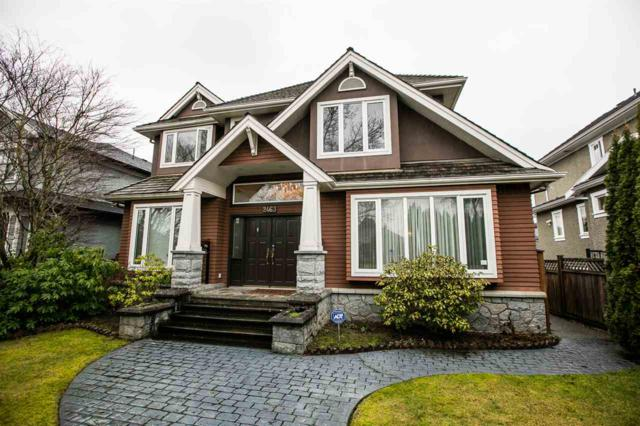 2463 W 19TH Avenue, Vancouver, BC V6L 1C8 (#R2237476) :: Re/Max Select Realty