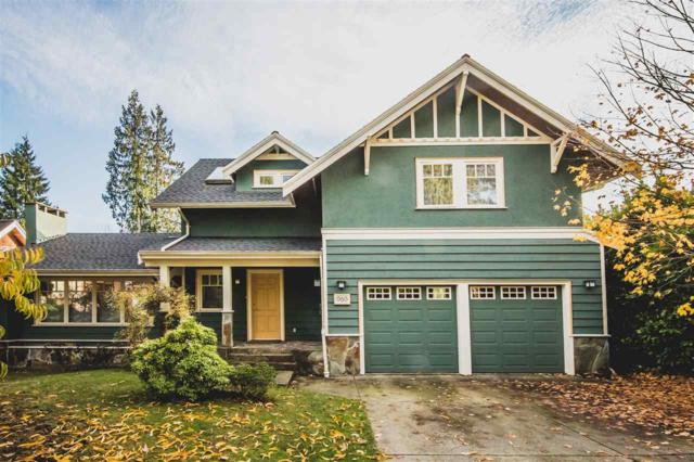 989 Forest Hills Drive, North Vancouver, BC V7R 1N4 (#R2237996) :: Re/Max Select Realty