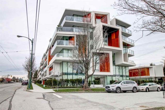 5699 Baillie Street #703, Vancouver, BC V5Z 3M7 (#R2238857) :: Re/Max Select Realty