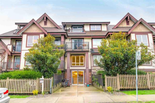 1533 E 8Th Avenue #301, Vancouver, BC V5N 0A4 (#R2239023) :: Homes Fraser Valley