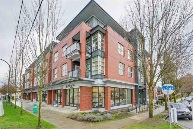 707 E 20TH Avenue #311, Vancouver, BC V5V 0B3 (#R2239053) :: Re/Max Select Realty