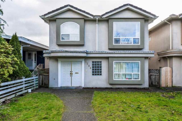 1268 E 60TH Avenue, Vancouver, BC V5X 2A7 (#R2239475) :: Re/Max Select Realty