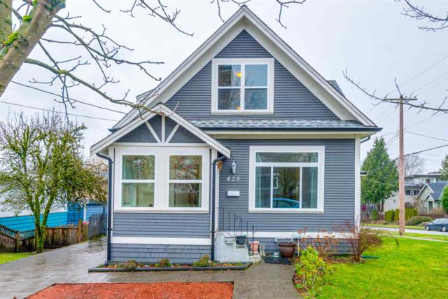 420 Ninth Street, New Westminster, BC V3M 3W1 (#R2239714) :: Re/Max Select Realty