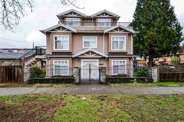 2255 E 30TH Avenue, Vancouver, BC V5N 3A8 (#R2239777) :: Re/Max Select Realty