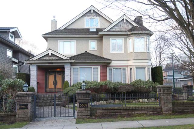 6607 Cypress Street, Vancouver, BC V6P 5L7 (#R2239910) :: Re/Max Select Realty