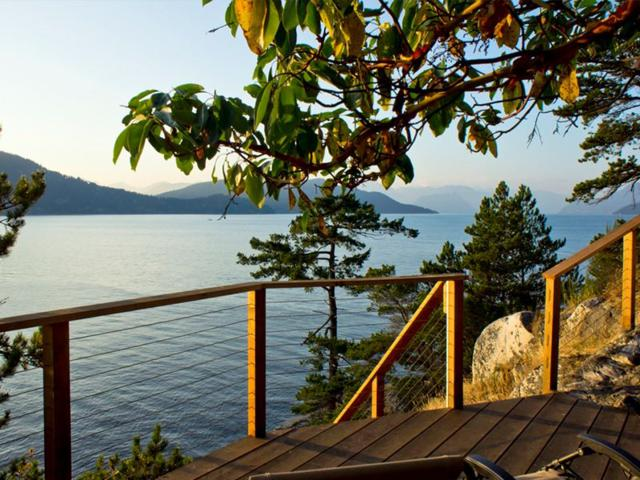 LOT 25 Passage Island, West Vancouver, BC V7W 1V7 (#R2240048) :: Vancouver House Finders