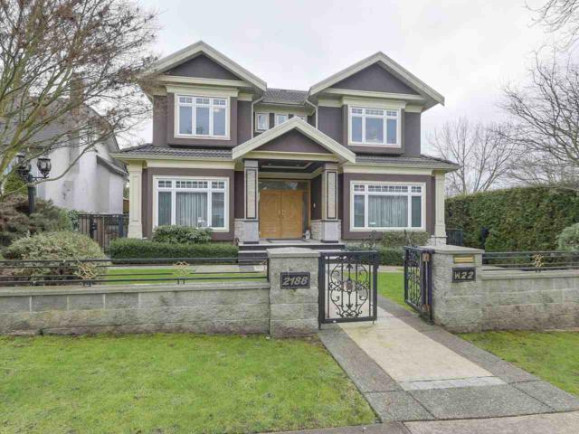 2188 W 22ND Avenue, Vancouver, BC V6L 1L5 (#R2240083) :: Re/Max Select Realty