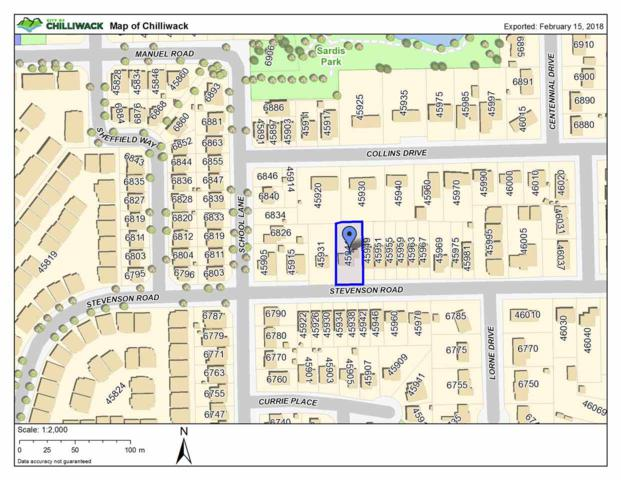 45941 Stevenson Road, Sardis, BC V2R 2E8 (#R2240108) :: Re/Max Select Realty