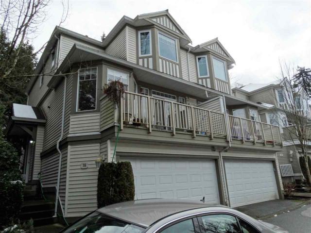 7500 Cumberland Street #18, Burnaby, BC V3N 4Z9 (#R2240384) :: Re/Max Select Realty