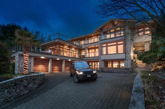 3285 Dickinson Crescent, West Vancouver, BC V7V 2L4 (#R2240389) :: West One Real Estate Team