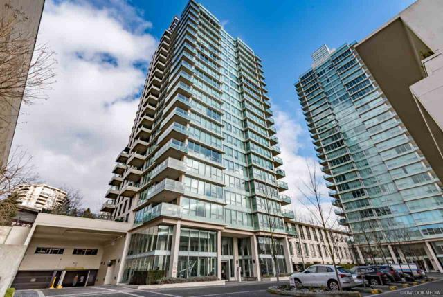 2200 Douglas Road #2302, Burnaby, BC V5C 0G8 (#R2240390) :: West One Real Estate Team