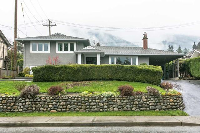 4384 Highland Boulevard, North Vancouver, BC V7R 2Z9 (#R2240536) :: West One Real Estate Team
