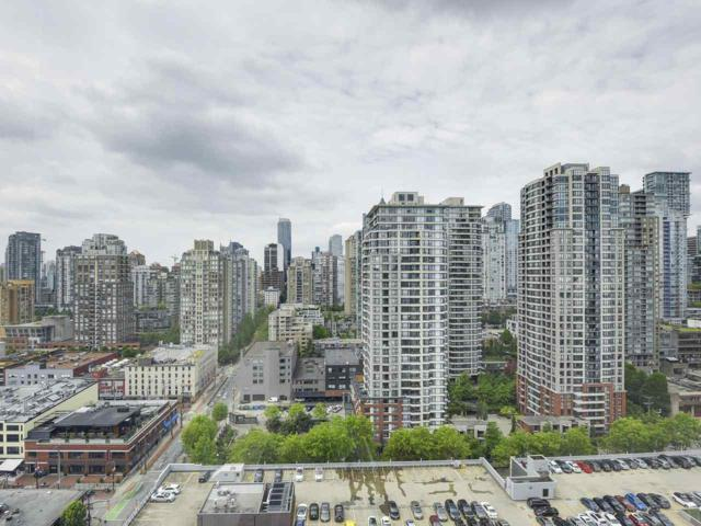 950 Cambie Street #2304, Vancouver, BC V6B 5Y1 (#R2240627) :: West One Real Estate Team