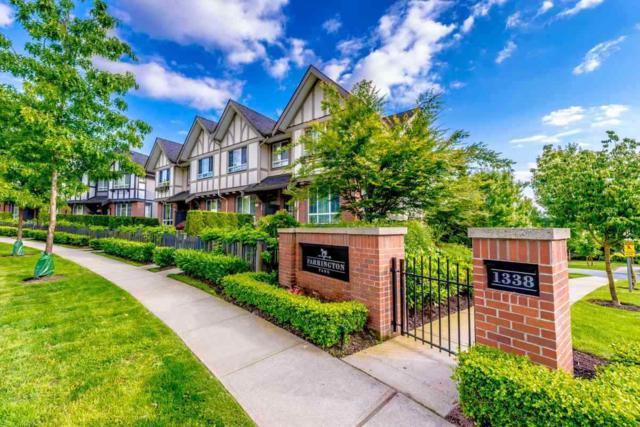 1338 Hames Crescent #31, Coquitlam, BC V3E 0J2 (#R2240682) :: West One Real Estate Team