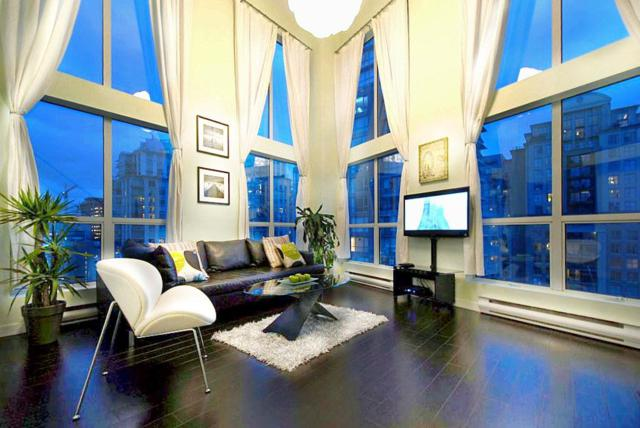 933 Seymour Street #1212, Vancouver, BC V6B 6L6 (#R2240712) :: West One Real Estate Team