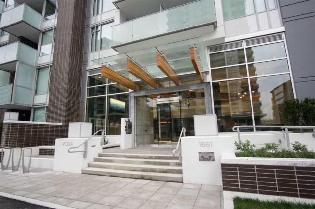 1661 Quebec Street #210, Vancouver, BC V6A 0H2 (#R2240713) :: Re/Max Select Realty