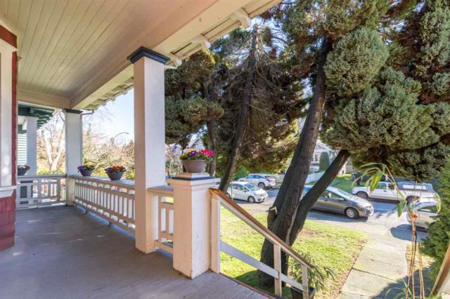 2901 W 5TH Avenue, Vancouver, BC V6K 1T7 (#R2240737) :: West One Real Estate Team