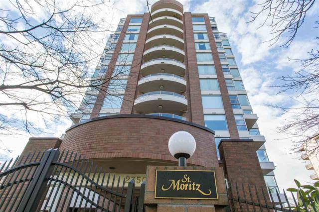 2350 W 39TH Avenue #703, Vancouver, BC V6M 1T9 (#R2240971) :: Re/Max Select Realty