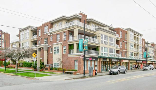 2105 W 42ND Avenue #208, Vancouver, BC V6M 2B7 (#R2241128) :: Re/Max Select Realty
